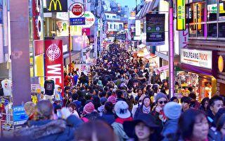 日本10万人狂欢后地上一尘不染 中国人惊叹