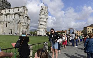 经历四次地震幸存 意大利比萨斜塔不倒之秘