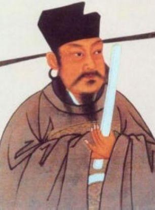 北宋名将曹玮,骁勇善战。图为曹玮画像。清宫殿藏画本。(公有领域)