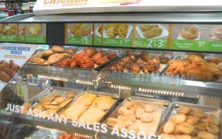 連鎖店熟食標示卡路里 紐約市開始實施