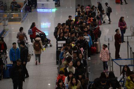 美國政府計畫自6月11日起,縮短發放給部分中國公民的簽證的有效期限。圖為示意圖。