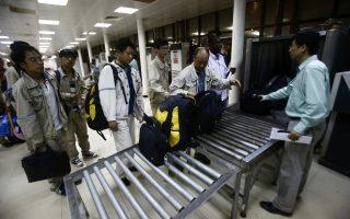防窃技术 美拟缩短中国人签证有效期