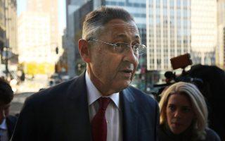 纽约前众议长萧华贪腐案 陪审团再次判决有罪