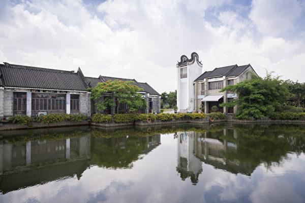 中國傳統嶺南建築學
