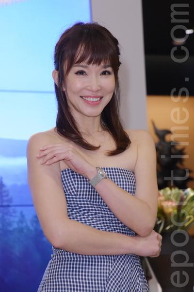 【2018爱彼新品发表记者会】范文芳演绎经典女性腕表