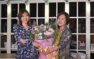 吴申梅偕母做公益 手做花束献唱《妈妈麻吉》