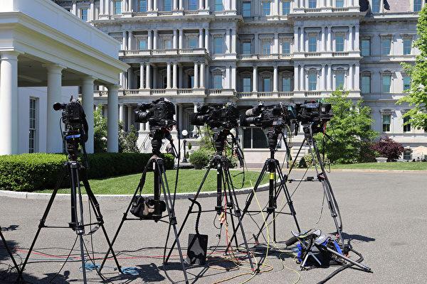 川普建議吊銷假新聞媒體記者證