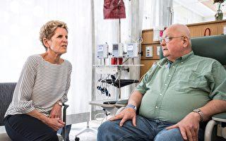 韦恩访南湖医院 重申21亿精神健康投资