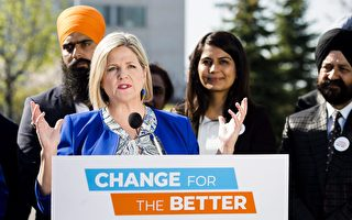 NDP女候选人过半 安省大选首次出现