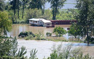 第二波洪灾来袭 卑诗内陆请求军队救灾