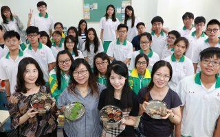 大马料理女王  畅谈东南亚饮食文化
