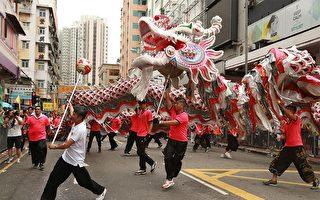 香港天后誕巡遊慶祝 油麻地復辦承繼傳統