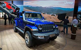 延續經典硬派越野風格 Jeep Wrangler 2018