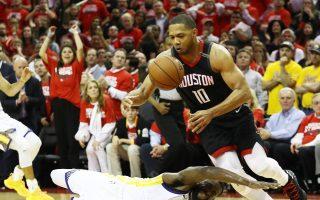 NBA火箭防守奏效 抢先勇士听牌