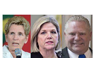 省选最新民调:保守党和新民主党持平 自由党垫底
