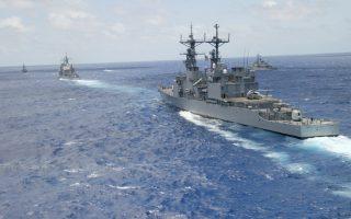 美中防长会谈 美:双方在台湾与南海议题仍分歧