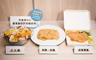 4成脂肪肝患者 三餐多以外食为主