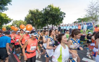 桃園持續舉辦路跑活動 建構Formosa樂活生活圈