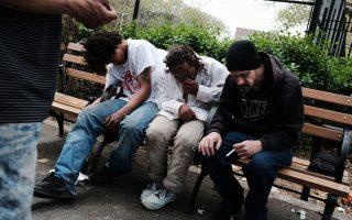 公共場合抽大麻免被捕? 華人反對