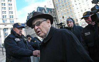 专家致信法官 吁重判前纽约州众议长萧华