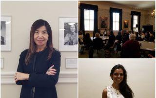 紐約哥大11位女校友 分享創業和成功之道