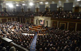 眾院壓倒性通過國防法案 限中共在美投資