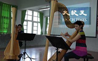天籟的聲音走入校園 溪陽國中啟發藝術活動