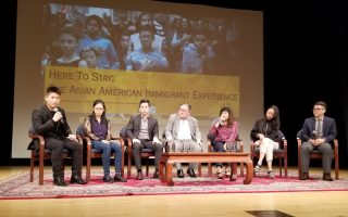 華裔年輕移民回首美國路 轉壓力為成功助力