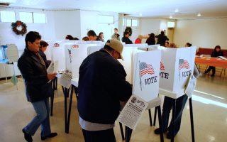 假释犯享投票权惹议 华人:拉票之嫌