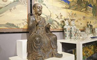 荷兰布雷达艺术展盛行中国古典风
