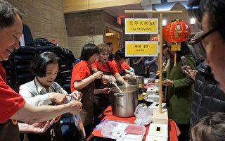 台灣小吃童玩園游會西郊舉行 人氣超旺