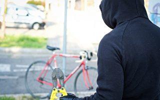 一年9萬輛自行車被盜 如何防範?