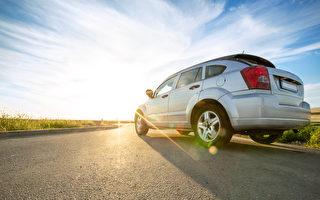 夏天汽车放户外多久 会达到致命高温?