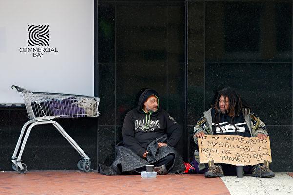 无家可归率OECD最高 纽政府承诺全力以赴