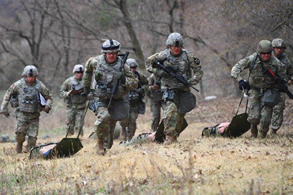 韩国:即便签署和平协定 仍需美军驻守
