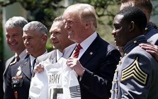 """川普提设想 """"太空部队""""将成美国第六军种?"""