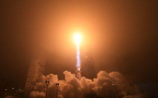 NASA「洞察號」成功發射 探索火星「內心」