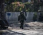 印尼三教堂遭自杀炸弹攻击 至少9死40伤