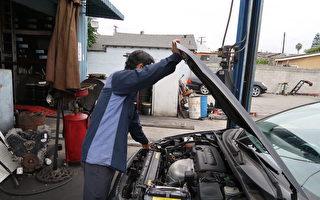 电动车趋势难挡 洛杉矶传统修车业者准备退休