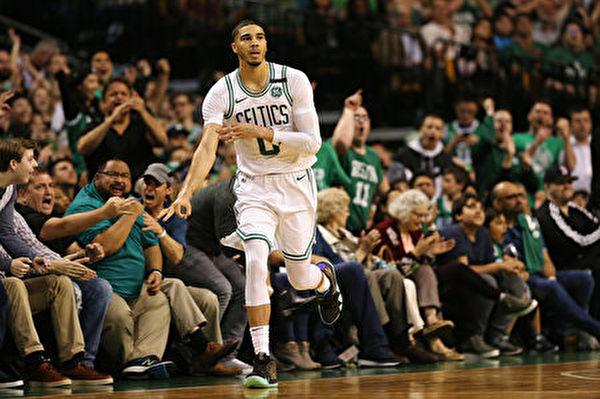 NBA綠軍大勝騎士 東區決賽3比2領先