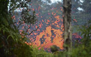 6.9级地震!夏威夷火山未平 强震再袭 民宅毁