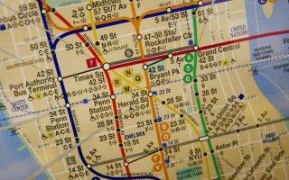 週末地鐵大變更 多處車站停駛