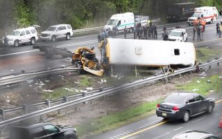 新州校車慘劇 聯邦要求雙安全帶