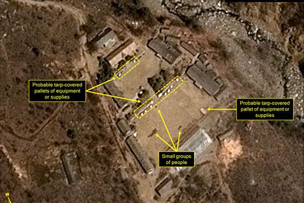 传朝鲜开始拆除核试验场 韩媒:验证复杂
