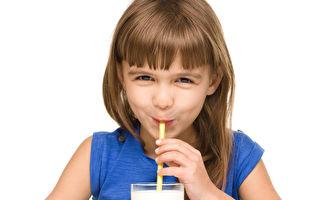 钙质摄取不足 孩童容易又矮又胖