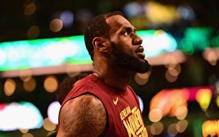 NBA凯尔特人2连胜 詹姆斯大三元难救骑士