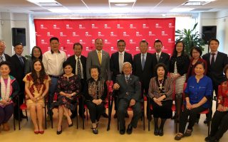 福寿老人中心30周年庆 感恩社区支持