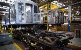 纽约地铁提大翻修计划 预算370亿耗时十年