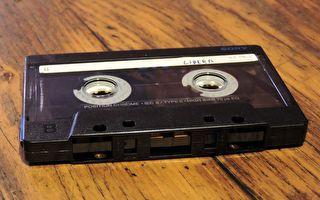 孩子示範錄音帶怎麼用 老爸崩潰了!
