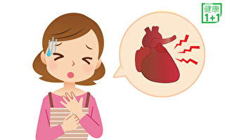 心悸就是心跳快?更年期3症状 很多人搞错了